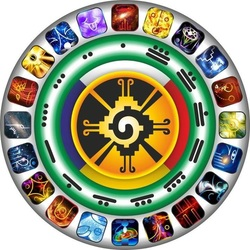 Tzolkin,2012,worldbridger,Mayan calendar,Rainbow Bridge,13 moon calendar,